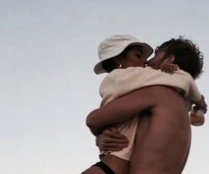 beach, boys, and glam image