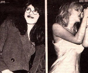 90s, Courtney Love, and grunge image