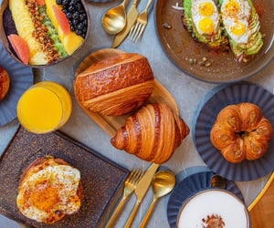 brunch, food, and foodie image