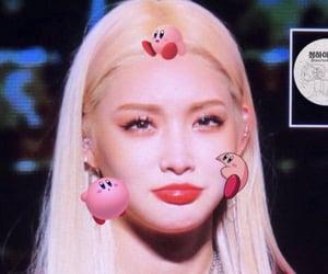 chungha, girl, and kpop image