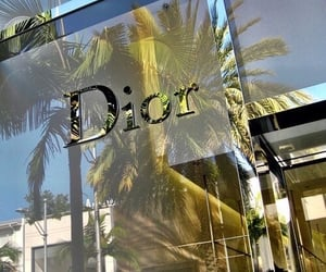 dior, luxury, and summer image
