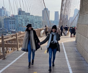 best friends, bff, and Brooklyn image