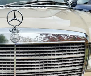 automobiles, benz, and ivory image