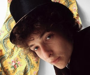 60s, vintage, and bob dylan image