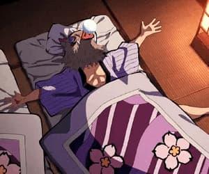 anime, anime boy, and demon slayer image