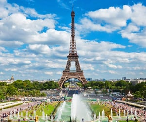 article, city of light, and travel to paris image