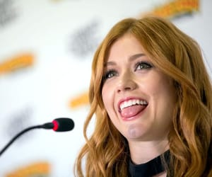 beautiful, kat mcnamara, and shadowhunters image