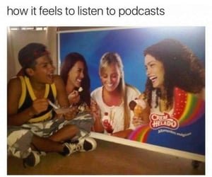 funny and podcast image