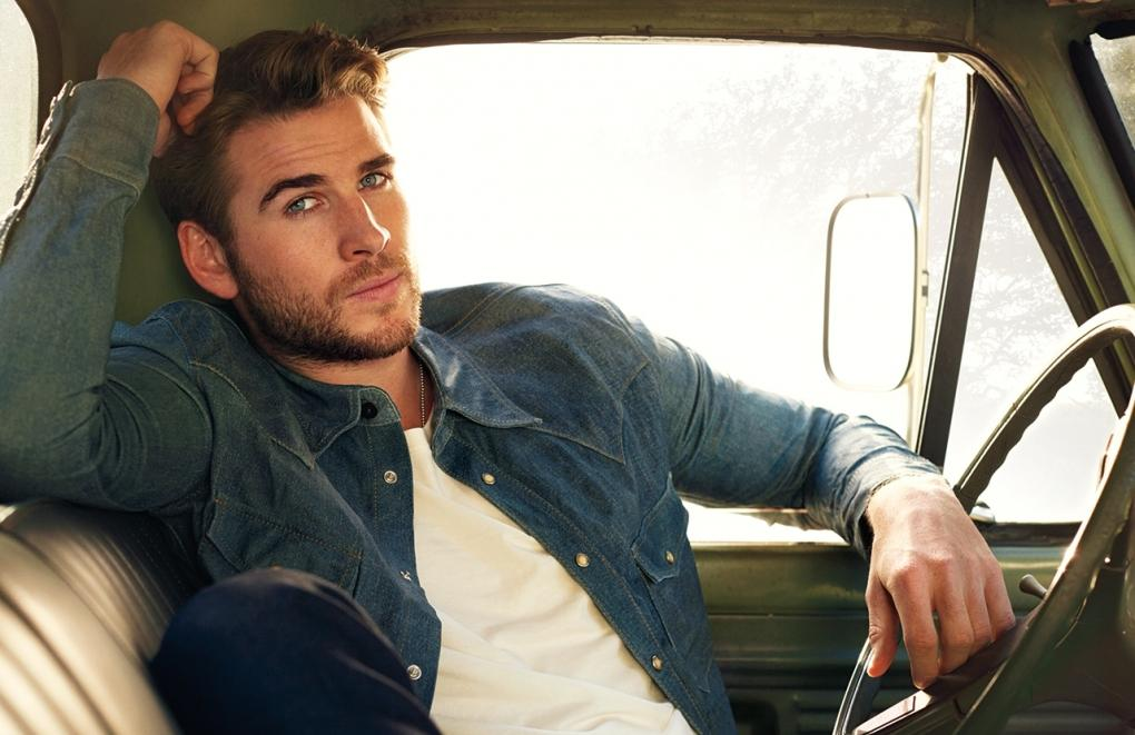 Image de liam hemsworth, actor, and***