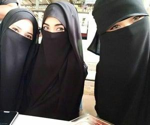 beauty, love, and hijâbi image