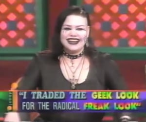 1990s, alternative, and goth image