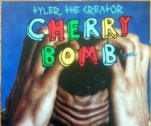 aesthetic, cherry bomb, and tyler the creator image