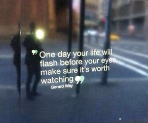 quotes, life, and gerard way image