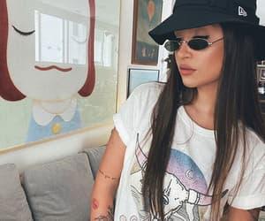 girl, brazilian, and tattoo image