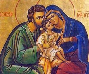 jesus, sacred family, and saint joseph image