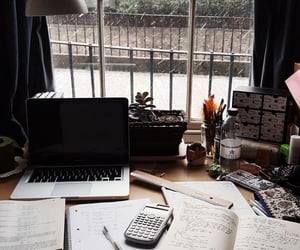 school and notes image