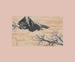 aesthetic, cherry blossom, and japan image