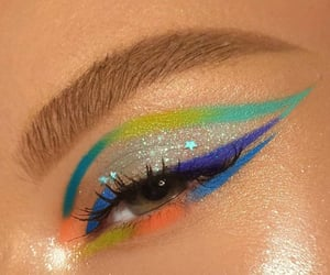 aesthetic, cosmetica, and colourful image