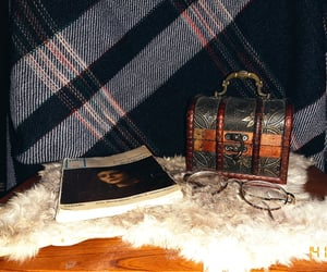 antigone, charme, and book image