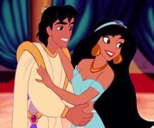 disney, princess, and aladdin image