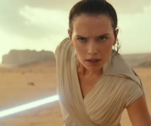 star wars, rey, and the rise of skywalker image