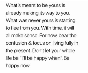 focus, happy, and life image