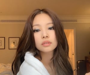 asia, korean girl, and korea image