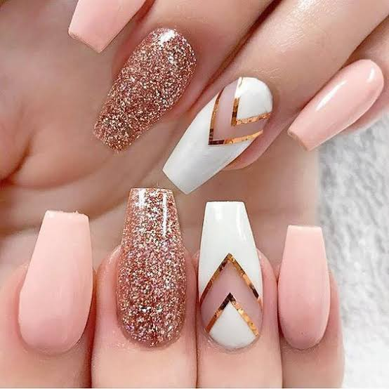 article, Easy, and nails image