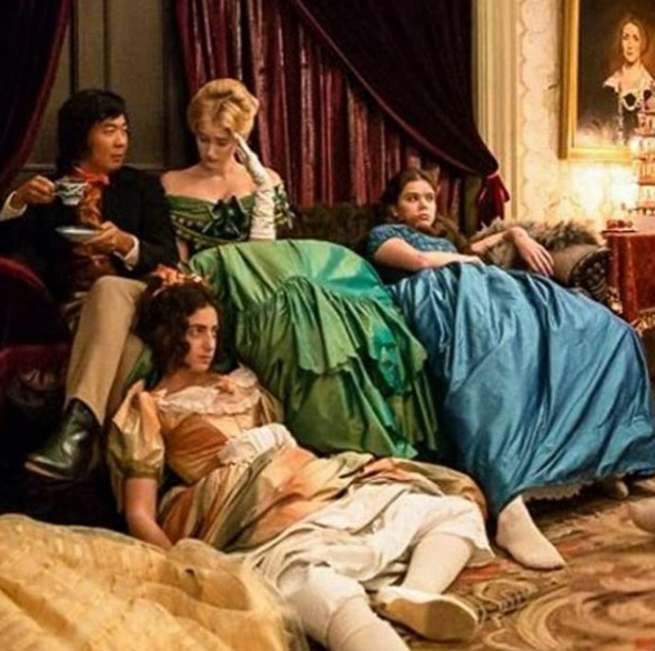 article, music, and period dramas image