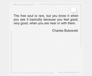 charles bukowski, free, and poetic image