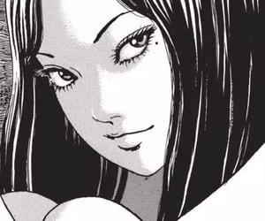 manga, tomie, and anime image