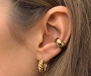 accessories, blog, and earring image