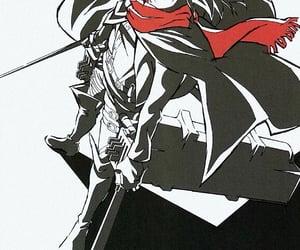 anime, anime girl, and mikasa image
