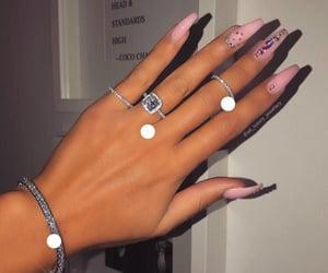 gioielli, matrimonio, and nails image