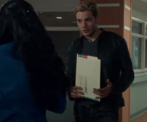 jace wayland, jace herondale, and shadowhunters season 3 image