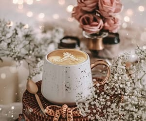 coffee, cozy, and drinks image
