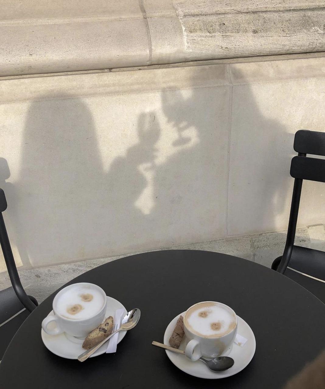 aesthetic, luxury, and coffee image