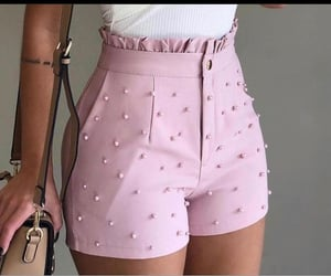 pink, fashion, and outfits image