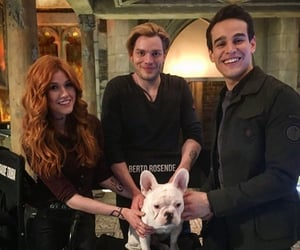 clary fray, jace herondale, and instagram image