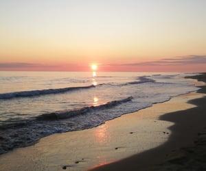 beach, estate, and mare image