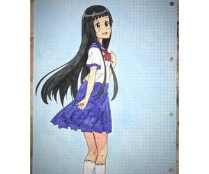anime, art, and SAO image