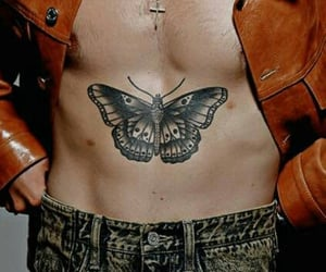 fine line, mariposa, and one direction image