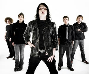 band, mikey way, and frank iero image