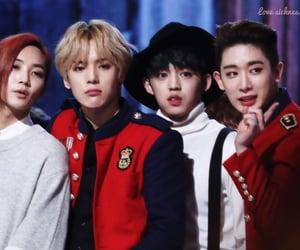 jun, Seventeen, and i.m image
