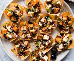 tofu, vegetarian recipes, and vegetarian image
