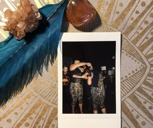 animal print, dancing, and leopard print image