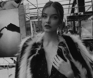 model, barbara palvin, and victoria secret image