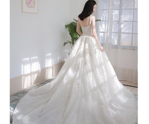 Couture, fairytale, and bride image