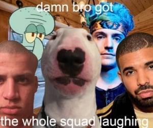 Bowl cut, Drake, and meme image