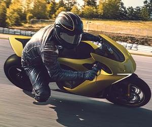 motorcycle and smartest bike image